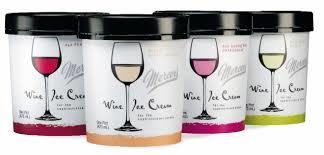 Wine Ice Cream 1