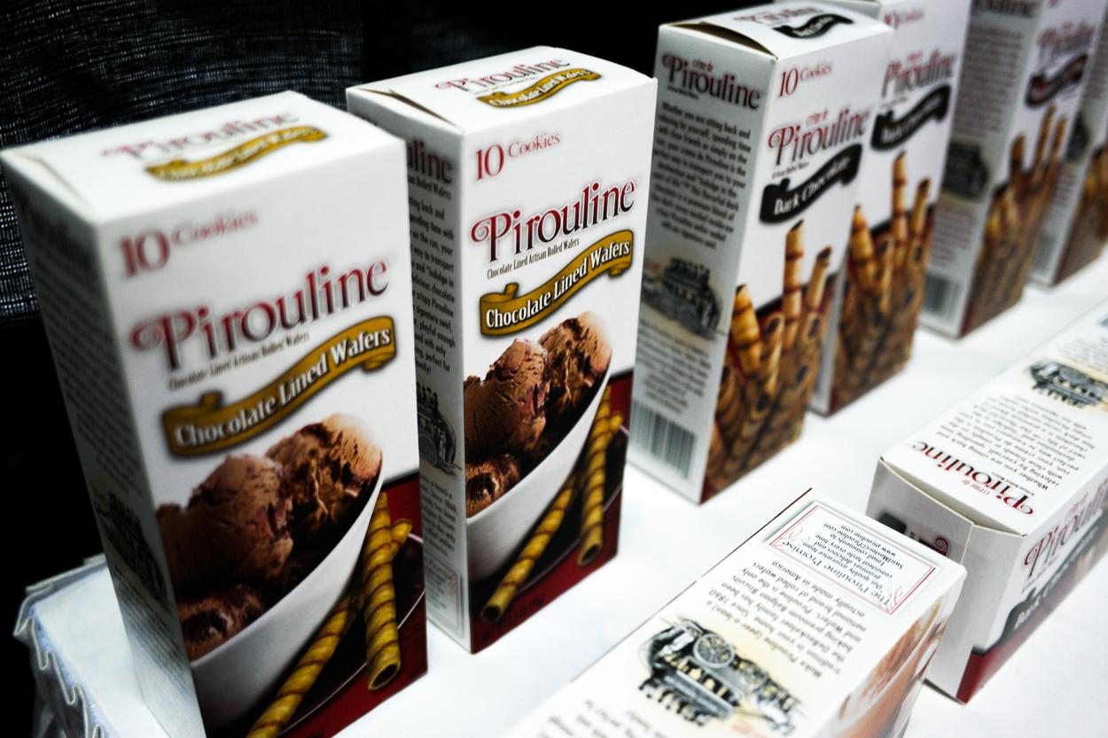 Pirouline   Coffee Fest 2016   Photo copyright Kensey Jean