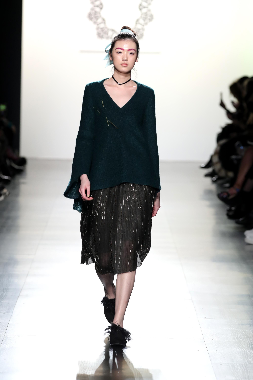 Lanyu – Runway – February 2017 – New York Fashion Week: The Shows