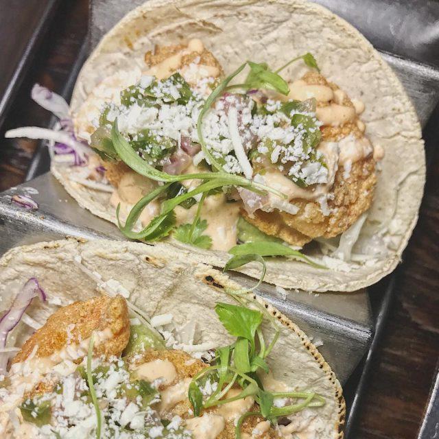 Crispy Shrimp Tacos because TacoTuesday
